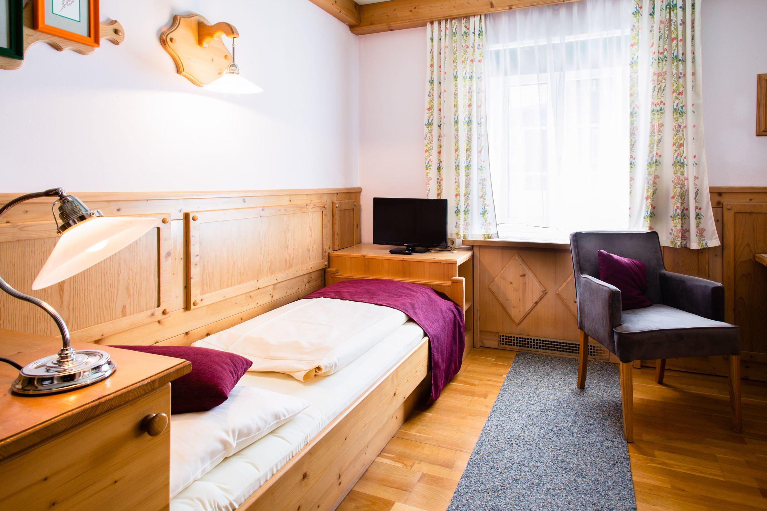 Raxalpenhof Kategorie E - Einzelzimmer
