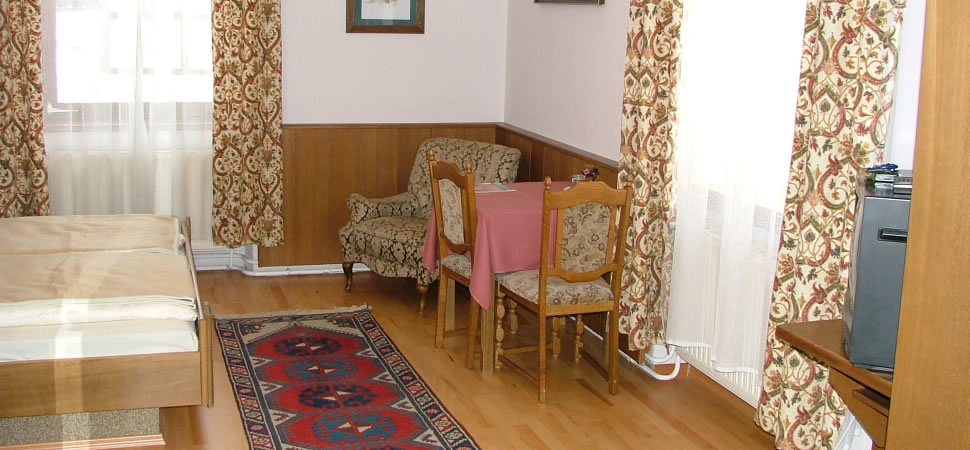 Zimmer in unserer Land-Pension Kaiserhof